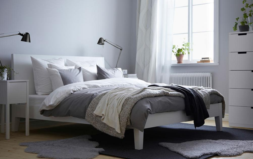 29 Cool Graue Wandfarbe Schlafzimmer