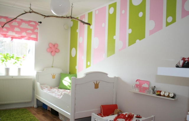 43 Bestes Kinderzimmer Farbe Muster