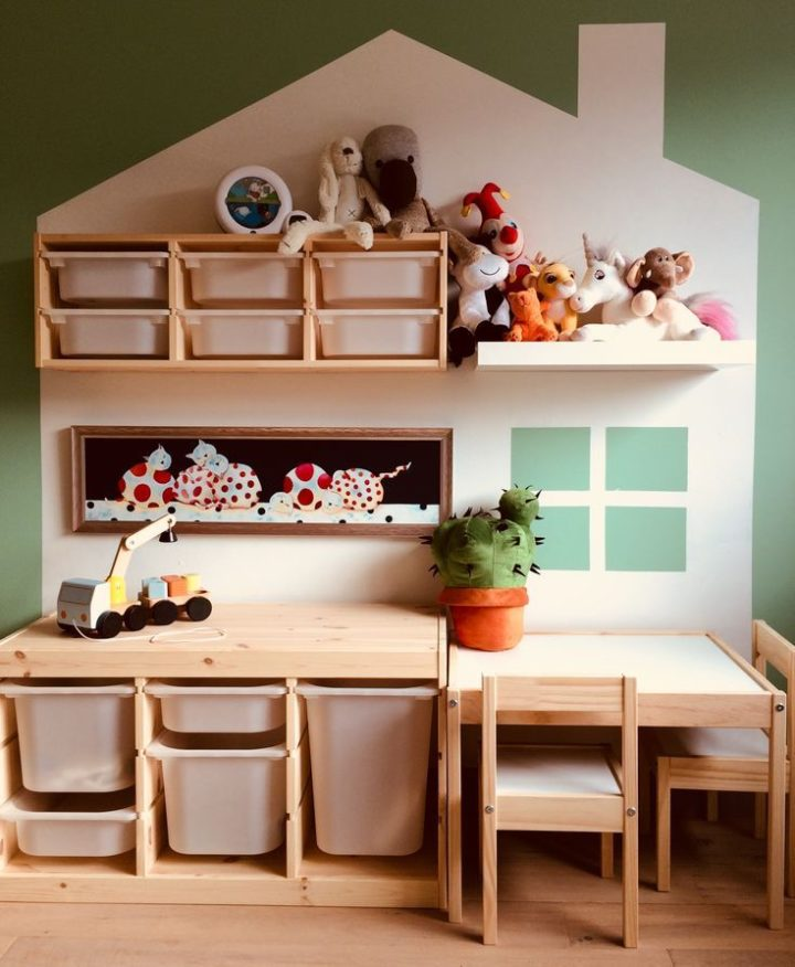 52 Luxus Room Kinderzimmer Ikea
