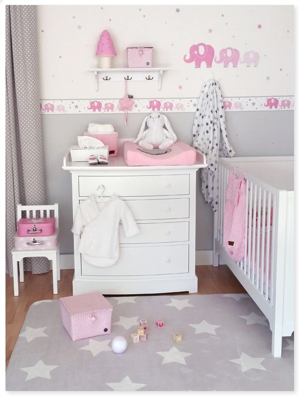 69 Brilliant Baby Kinderzimmer Rosa
