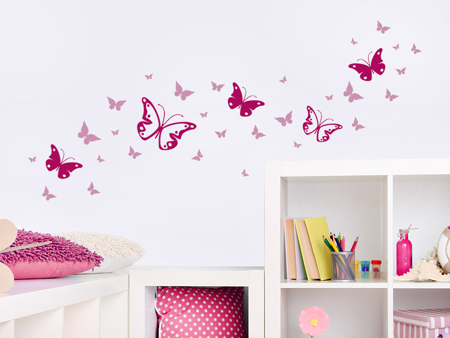 78 Brilliant Kleine Wandtattoos Kinderzimmer